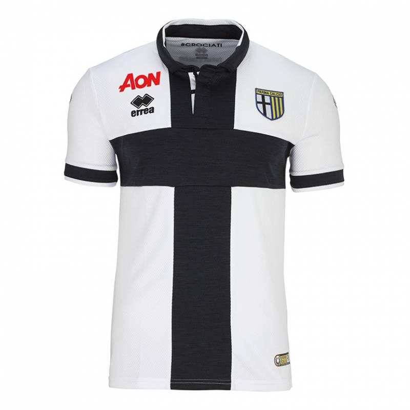 Camiseta Parma casa 2017/2018
