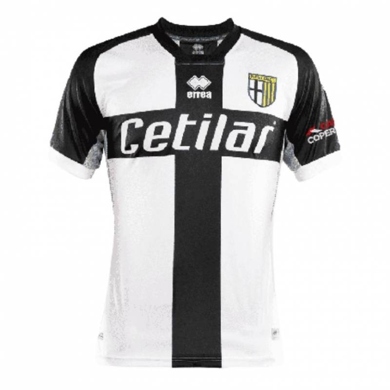 Camiseta Parma casa 2020/2021