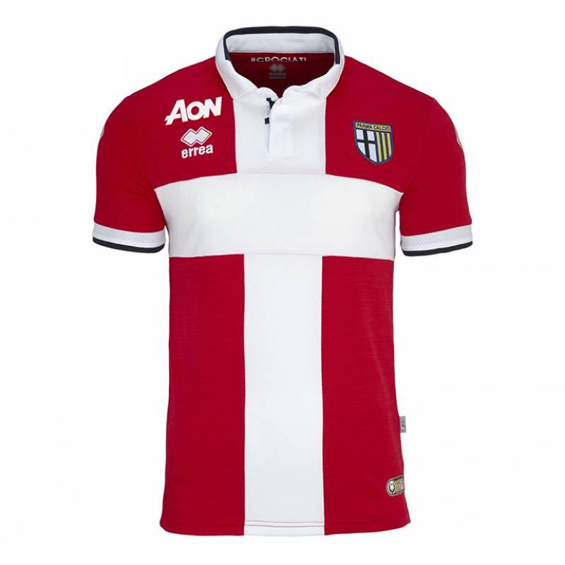 Camiseta Parma tercera 2017/2018