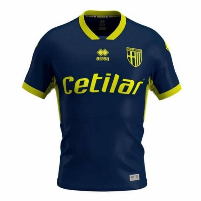 Camiseta Parma tercera 2020/2021