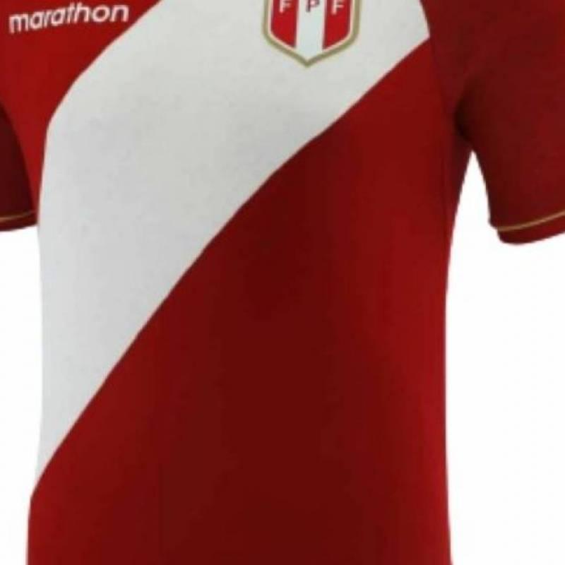Camiseta Perú exterior 2020