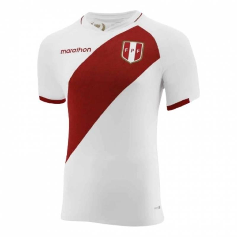 Camiseta Perú casa 2020