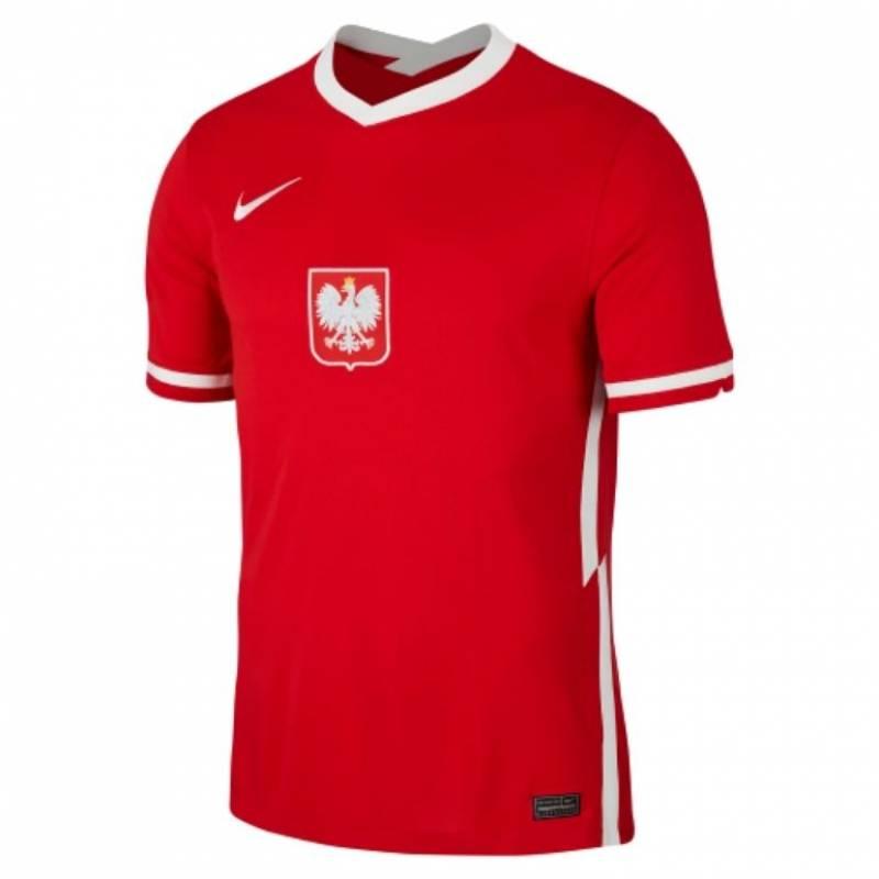 Camiseta Polonia exterior 2020