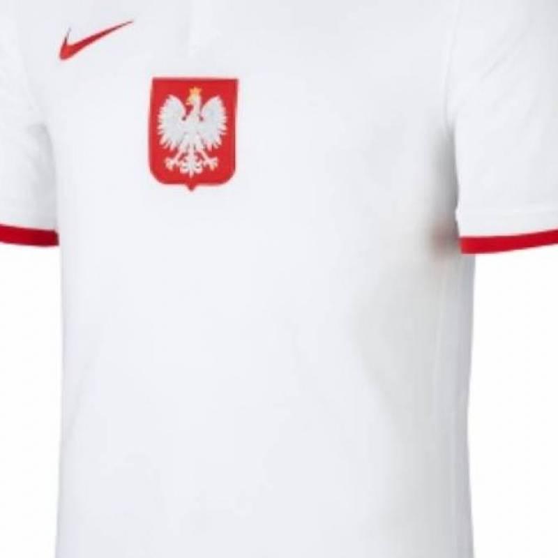 Camiseta Polonia casa 2020
