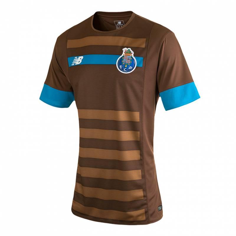 Camiseta Oporto exterior 2015/2016
