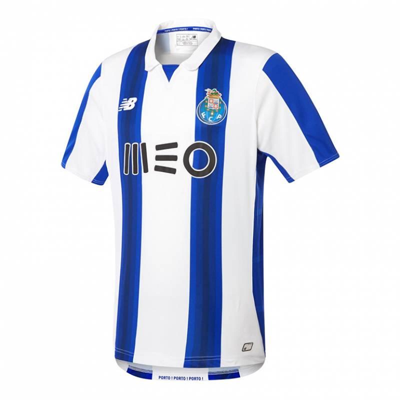 Camiseta Oporto casa 2016/2017