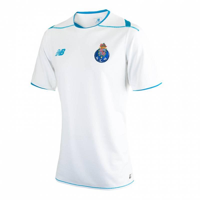 Camiseta Oporto tercera 2015/2016