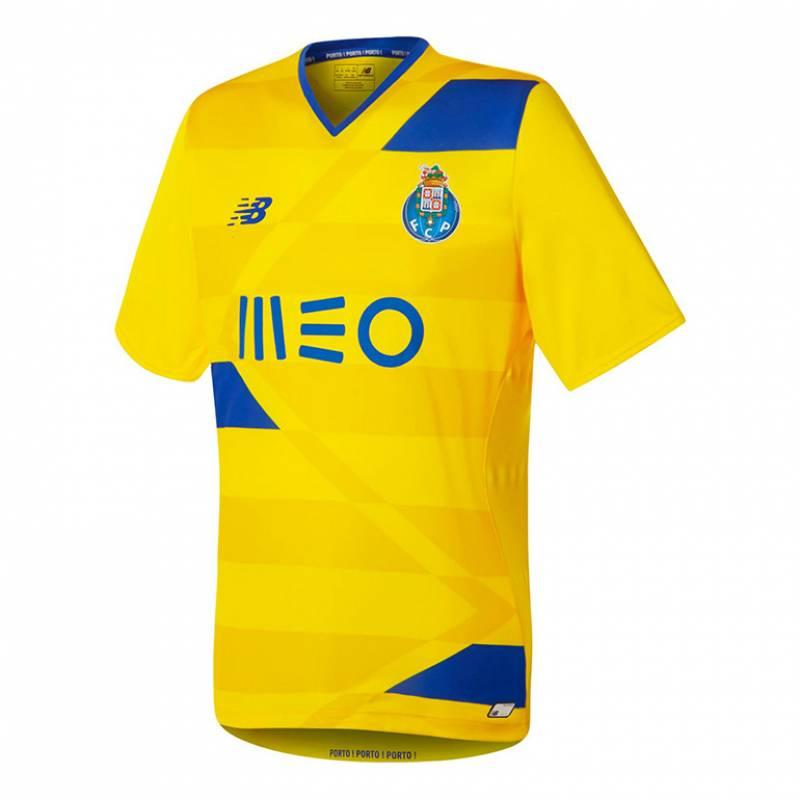 Camiseta Oporto tercera 2016/2017