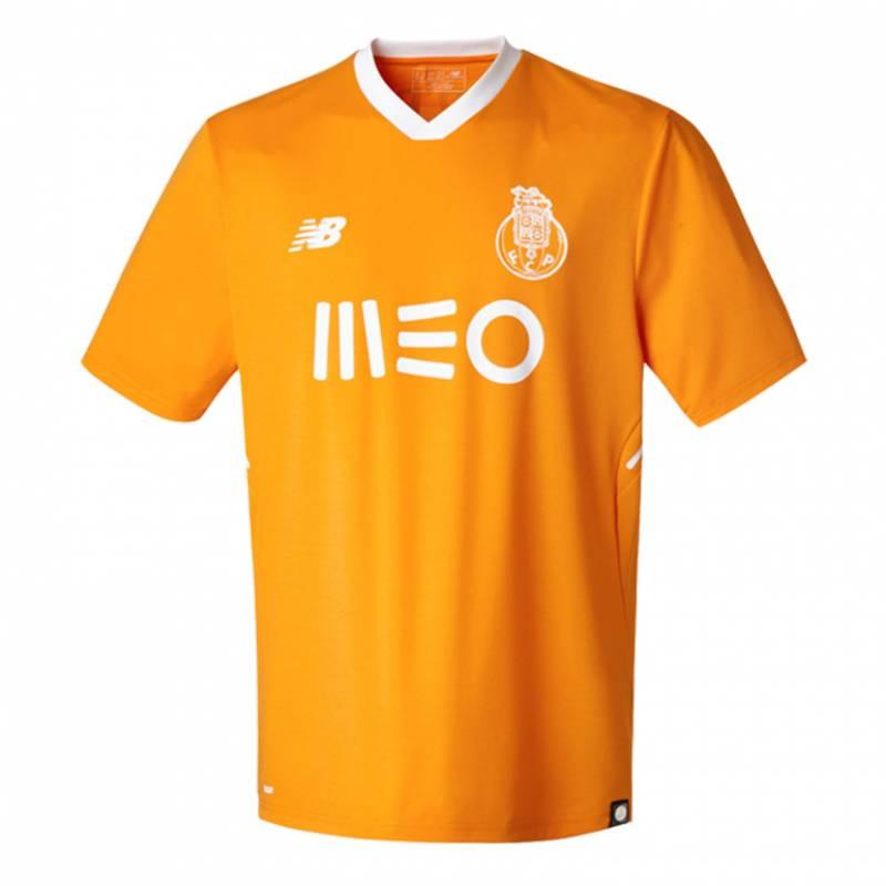 Camiseta Oporto tercera 2017/2018