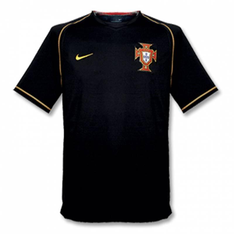 Camiseta Portugal exterior 2006