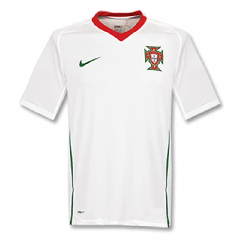 Camiseta Portugal exterior 2008