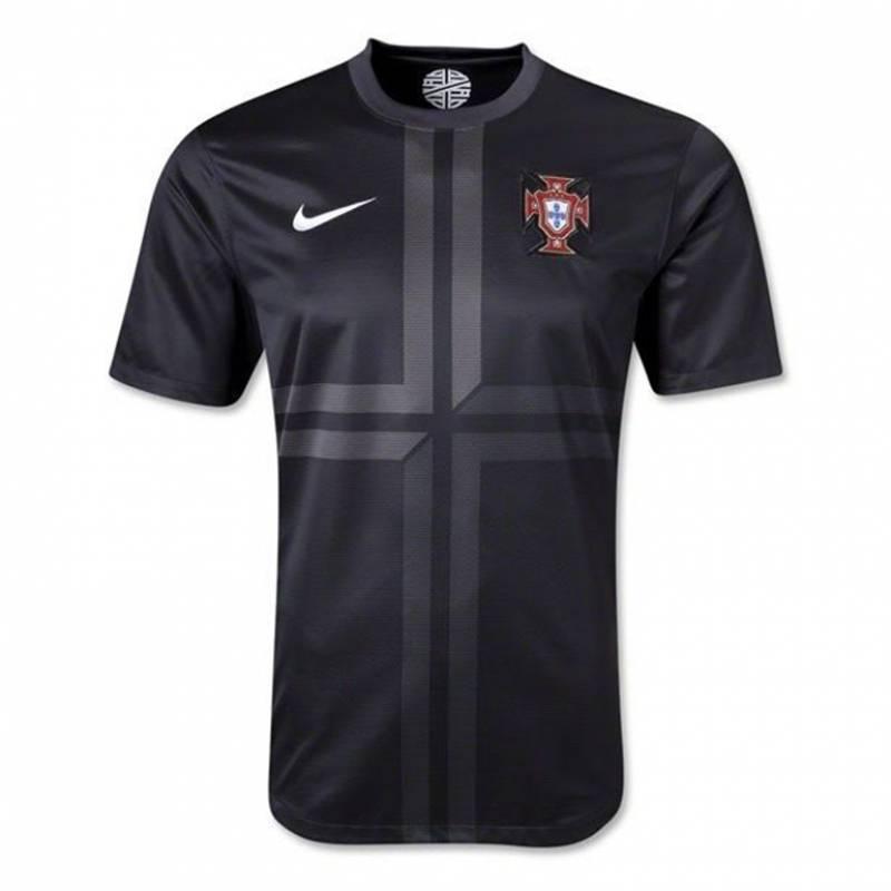Camiseta Portugal exterior 2013