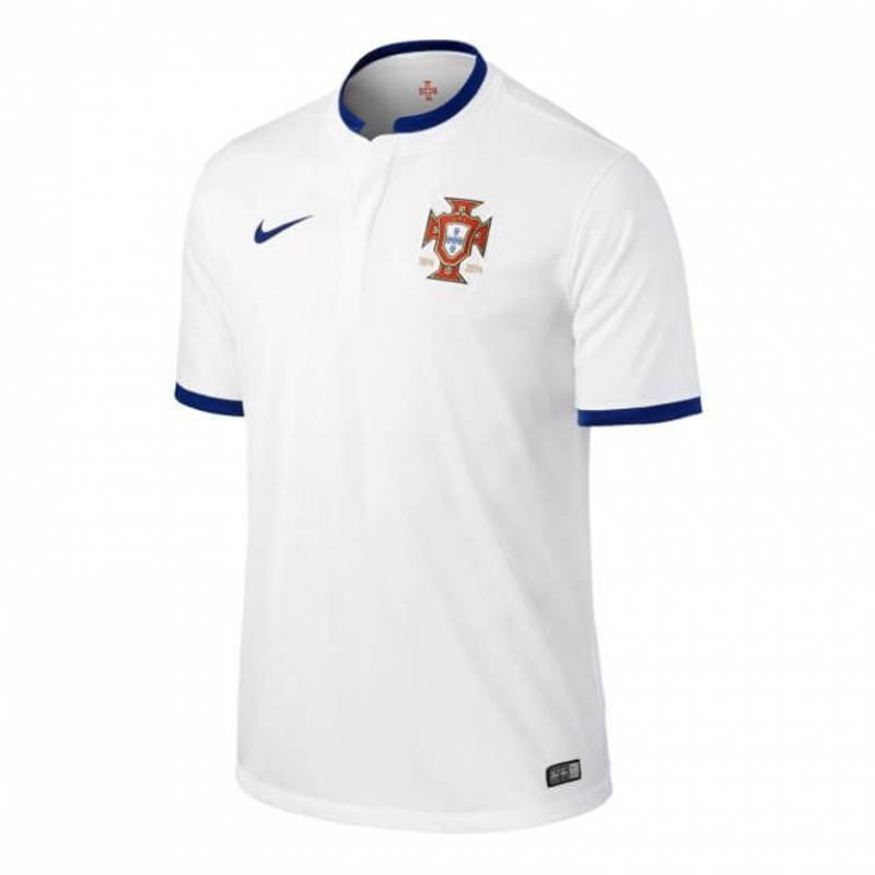 Camiseta Portugal exterior 2014