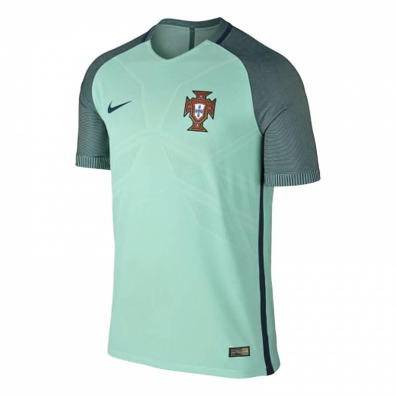 Camiseta Portugal exterior 2016