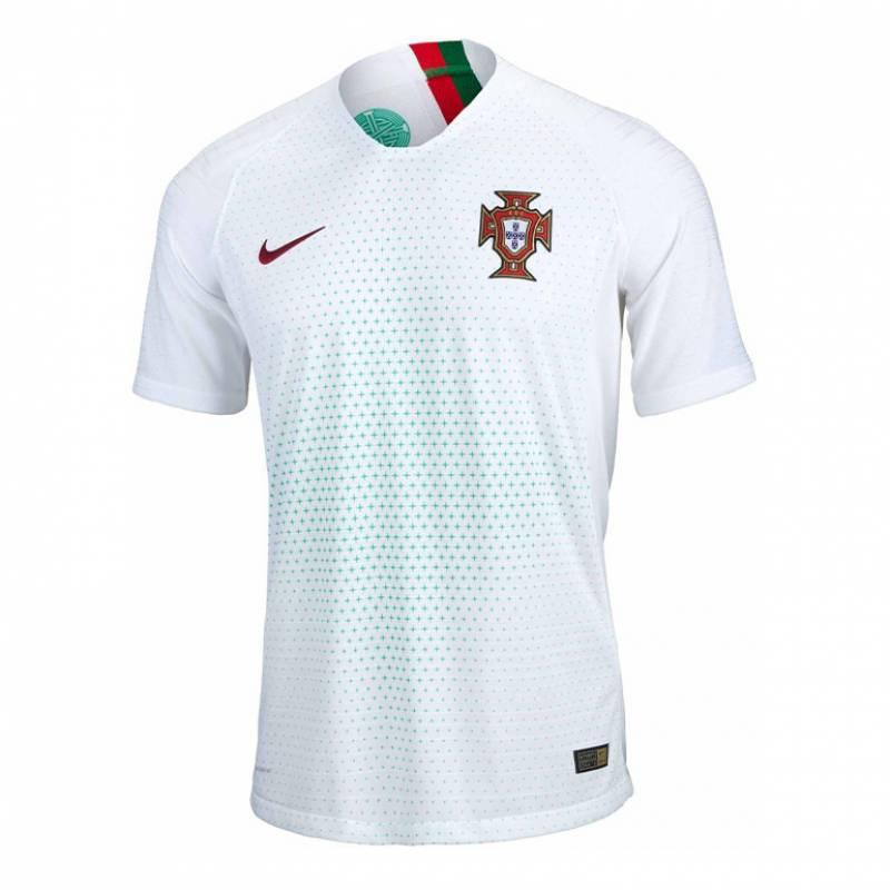 Camiseta Portugal exterior 2017