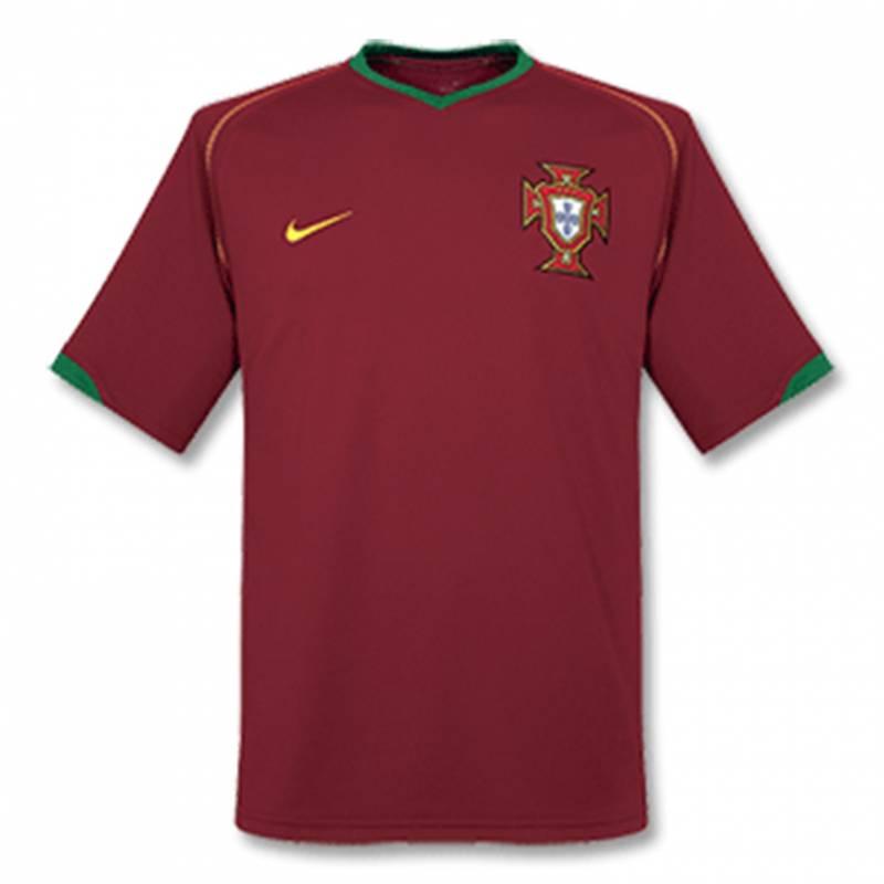 Camiseta Portugal casa 2006