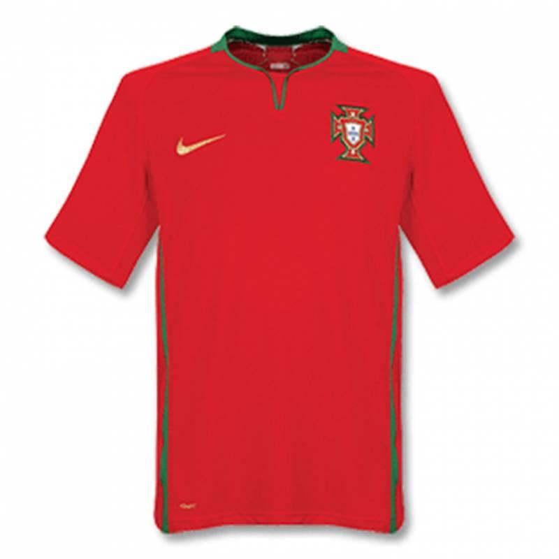 Camiseta Portugal casa 2008