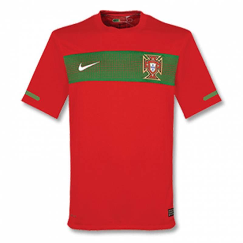 Camiseta Portugal casa 2011