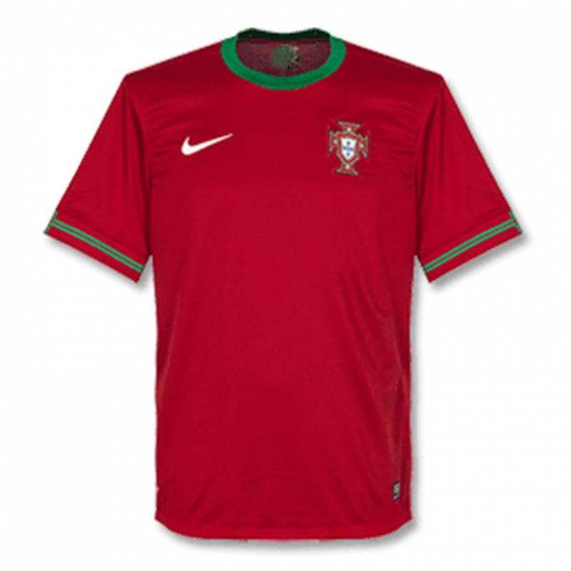 Camiseta Portugal casa 2012