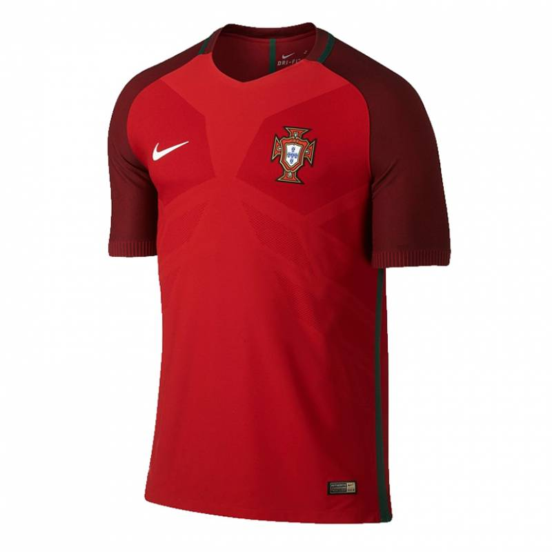 Camiseta Portugal casa 2016