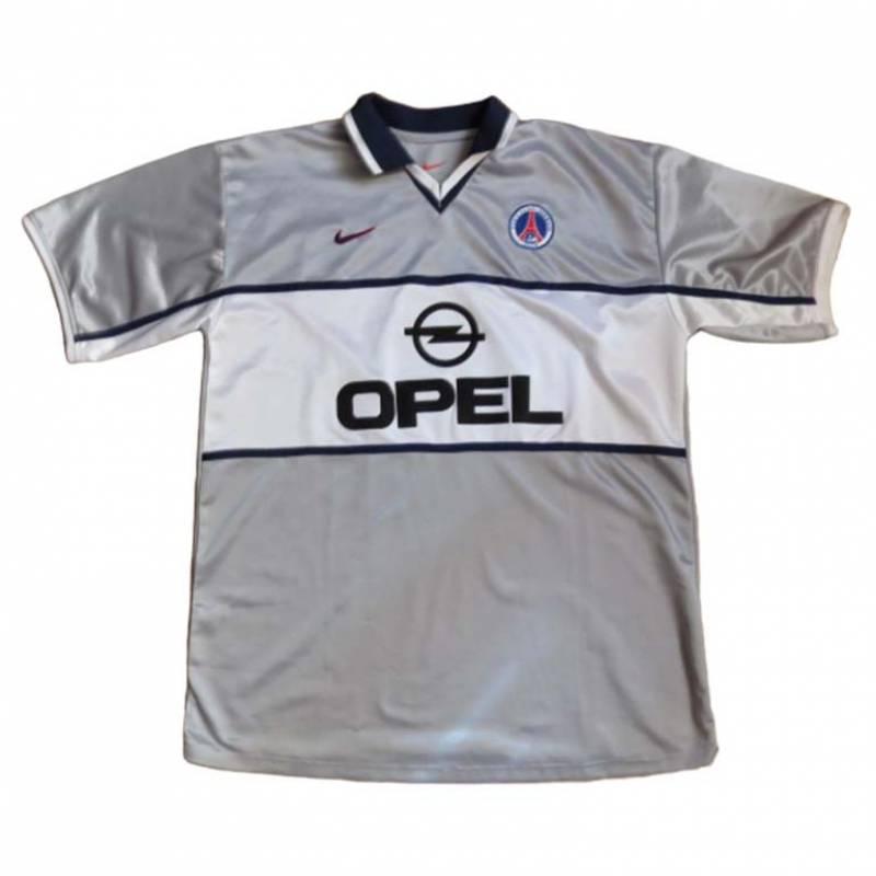 Camiseta Paris Saint-Germain exterior 2000/2001