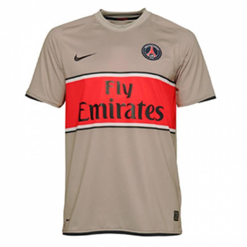 Camiseta Paris Saint-Germain exterior 2008/2009