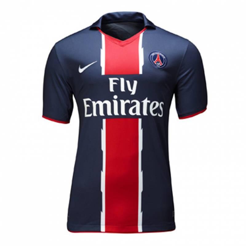 Camiseta PSG exterior 2010/2011