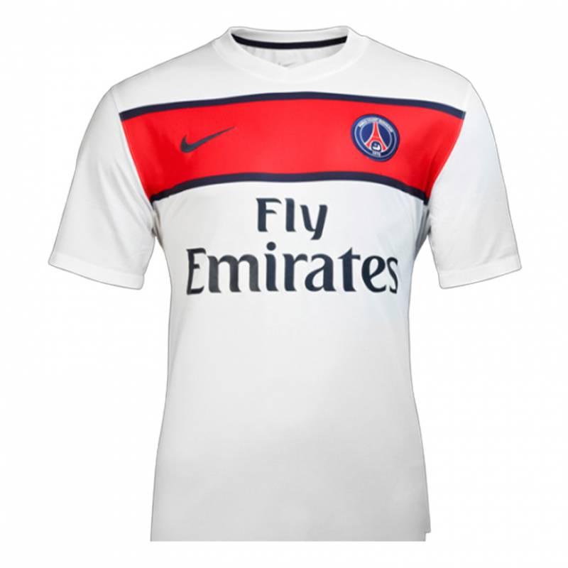 Camiseta Paris Saint-Germain exterior 2011/2012