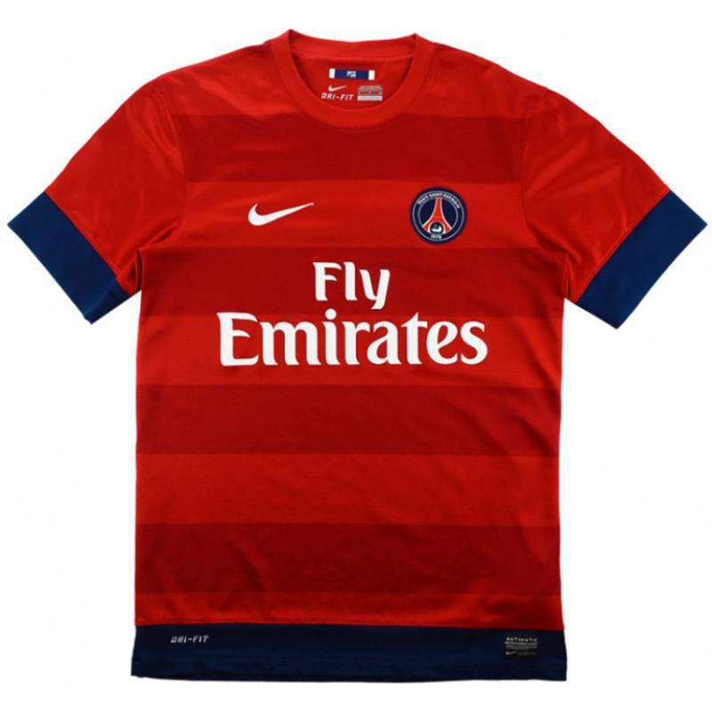 Camiseta Paris Saint-Germain casa 2012/2013