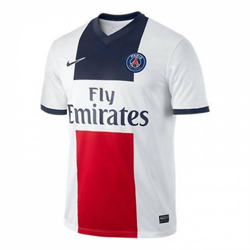 Camiseta Paris Saint-Germain exterior 2013/2014