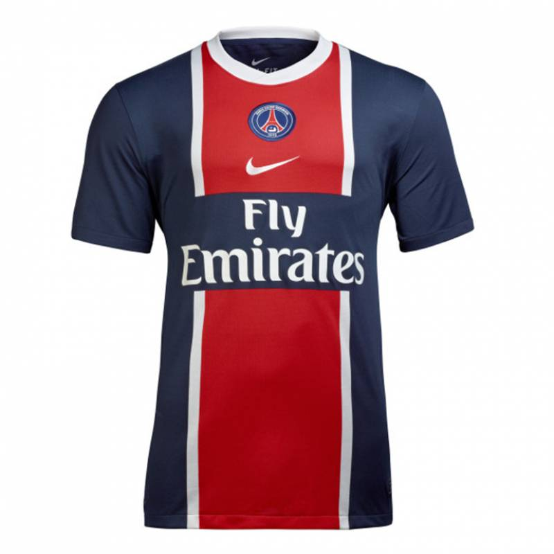 Camiseta Paris Saint-Germain casa 2011/2012