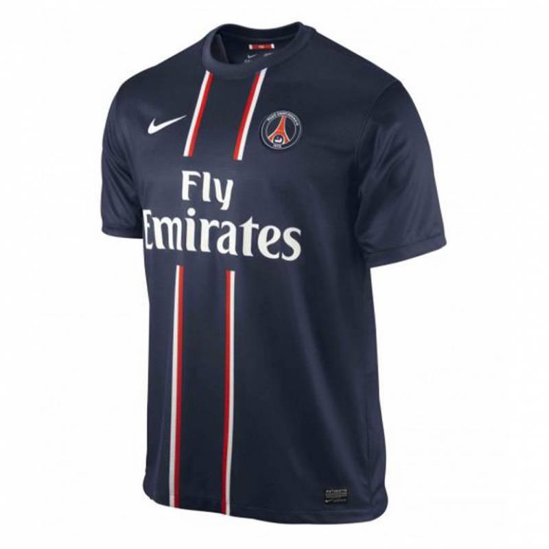 Camiseta Paris Saint-Germain exterior 2012/2013