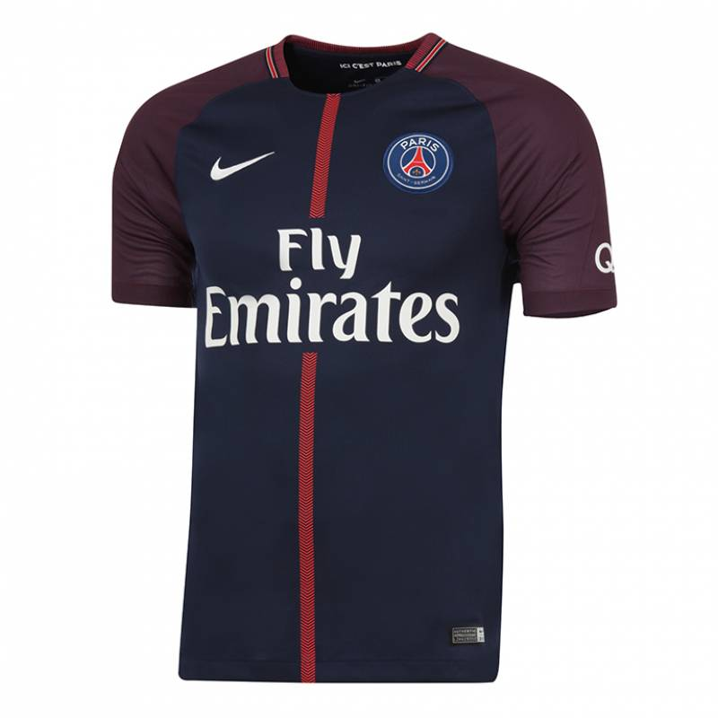 Camiseta Paris Saint-Germain casa 2017/2018