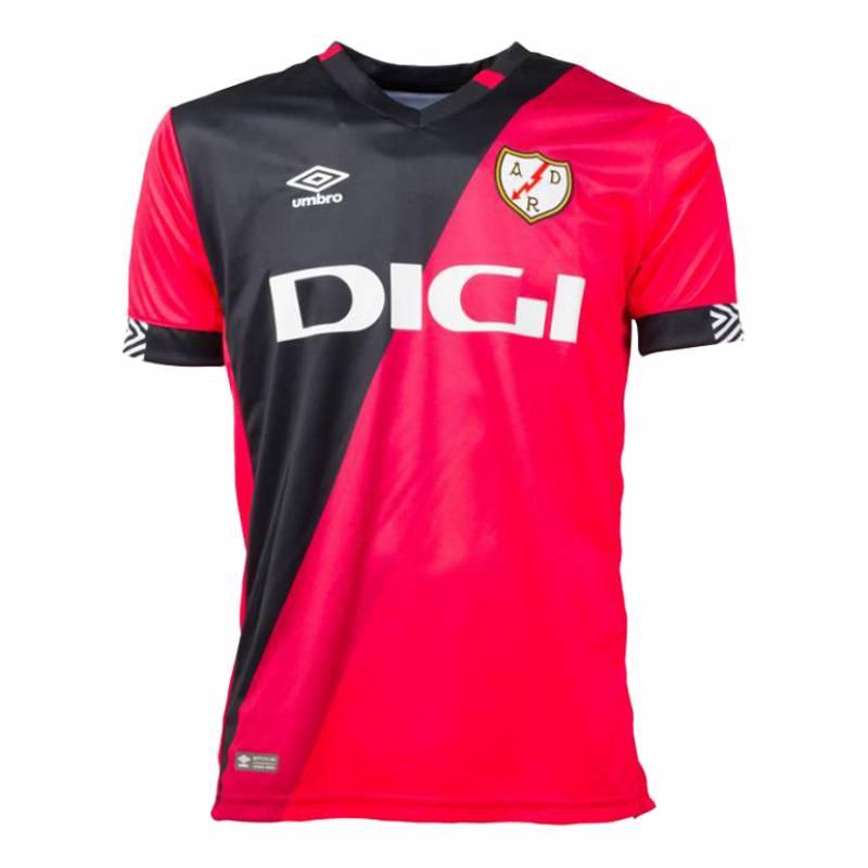 Camiseta Rayo Vallecano exterior 2021/2022