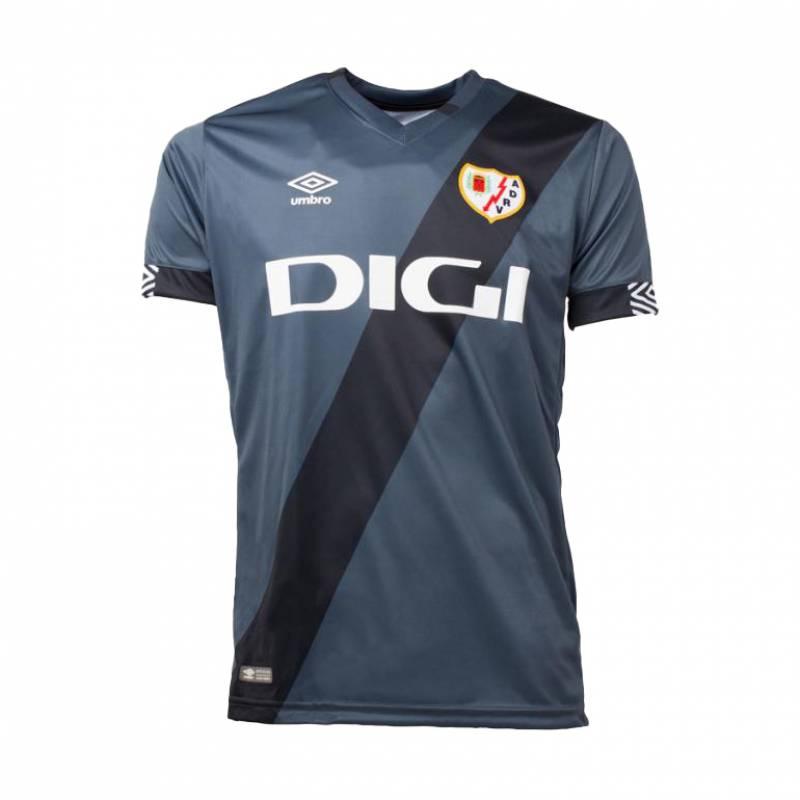 Camiseta Rayo Vallecano tercera 2021/2022