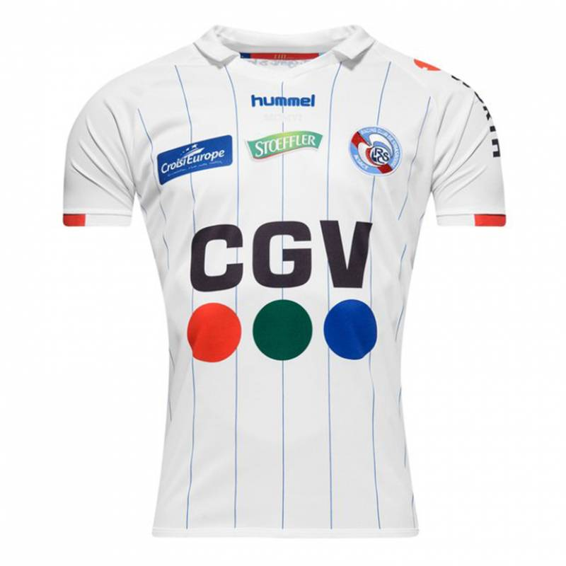 Camiseta Estrasburgo exterior 2016/2017