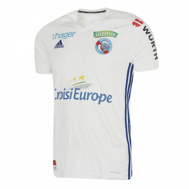 Camiseta Strasbourg exterior 2018/2019