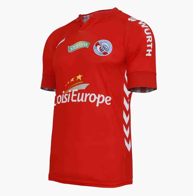 Camiseta Strasbourg tercera 2017/2018