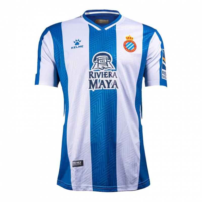 Camiseta Espanyol casa 2021/2022