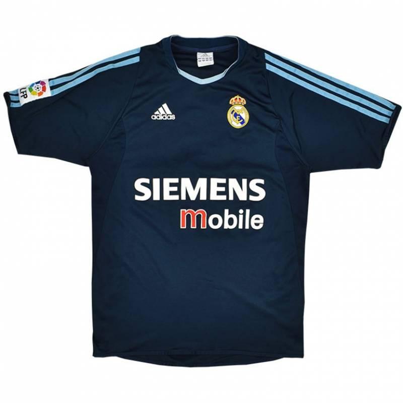 Camiseta Real Madrid CF exterior 2003/2004