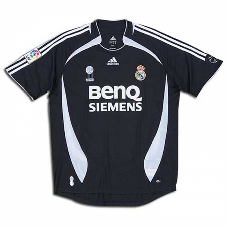 Camiseta Real Madrid CF exterior 2006/2007