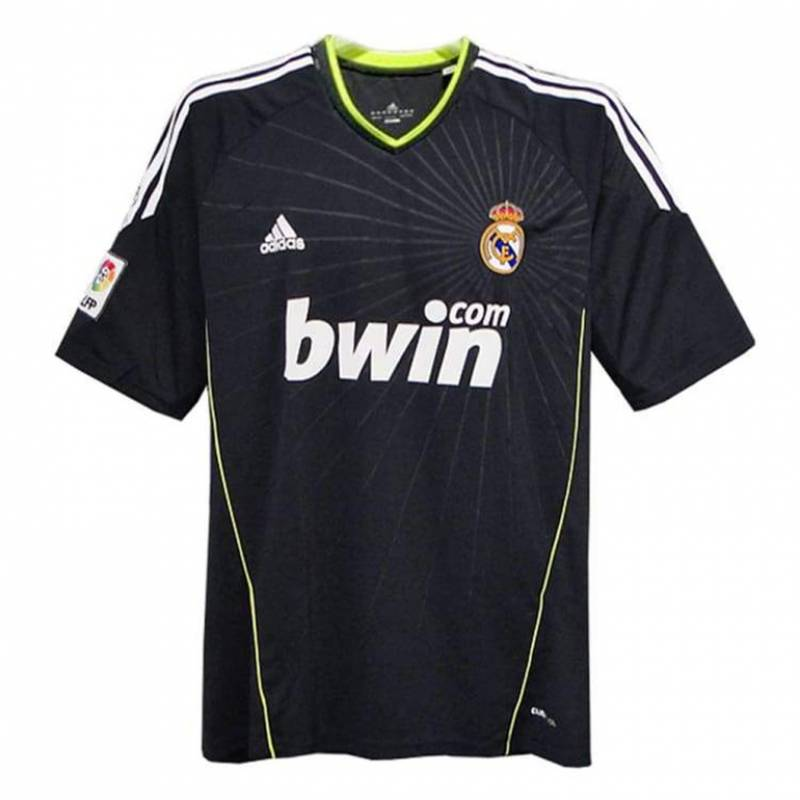 Camiseta Real Madrid CF exterior 2010/2011