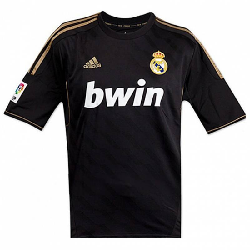 Camiseta Real Madrid CF exterior 2011/2012