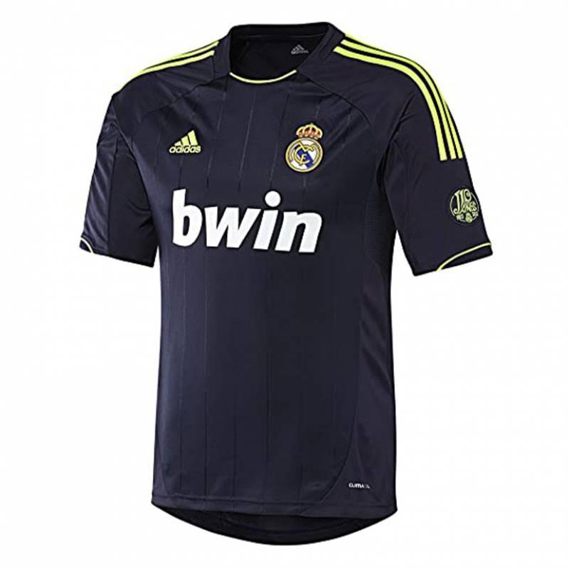 Camiseta Real Madrid CF exterior 2012/2013
