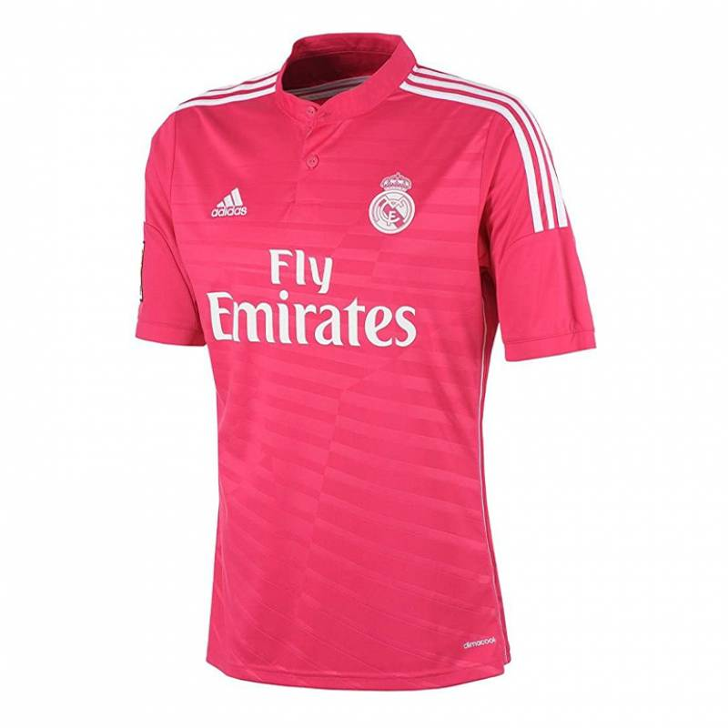 Camiseta Real Madrid CF exterior 2014/2015