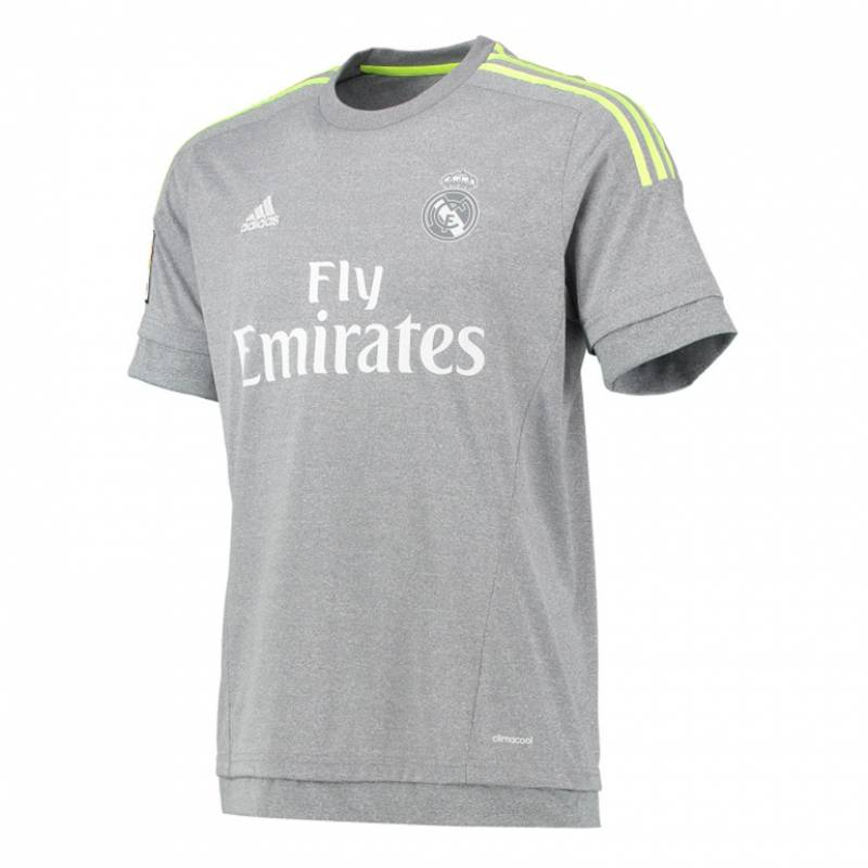 Camiseta Real Madrid CF exterior 2015/2016