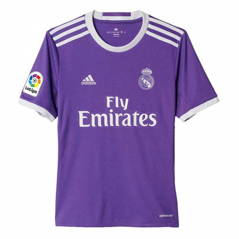 Camiseta Real Madrid CF exterior 2016/2017