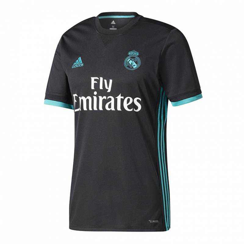 Camiseta Real Madrid CF exterior 2017/2018