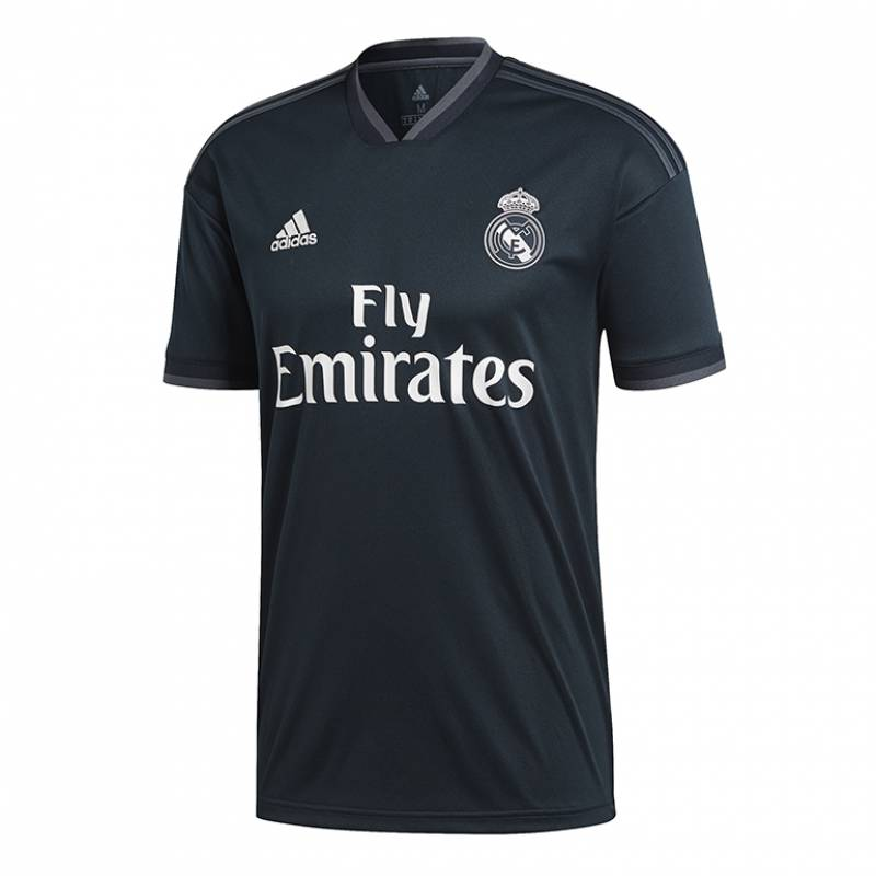 Camiseta Real Madrid CF exterior 2018/2019