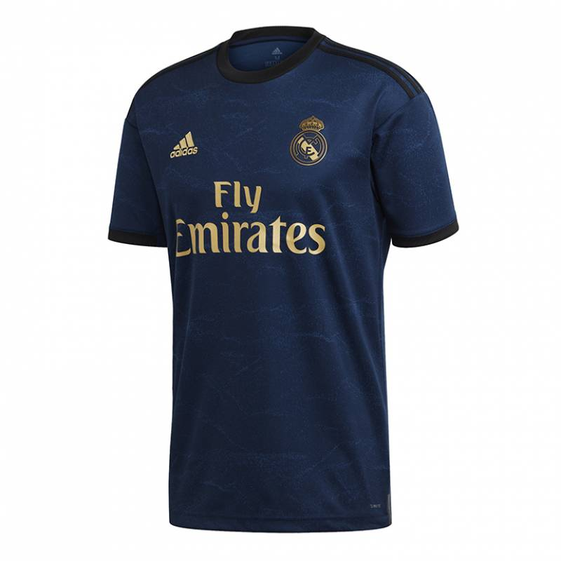 Camiseta Real Madrid CF exterior 2019/2020